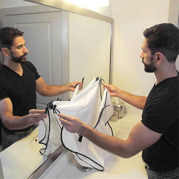 Mirror Shaving Apron-men's accessories-Wantalo