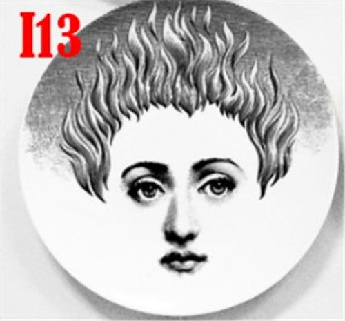 Fornasetti Decorative Dishes 7'' - 17cm