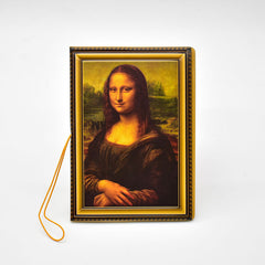 Mona Lisa Passport Cover