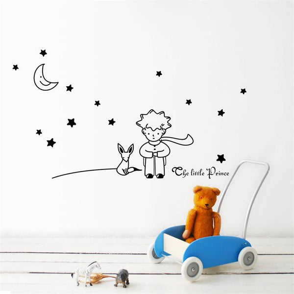 Little Prince Wall Decals-Wall Stickers-Wantalo
