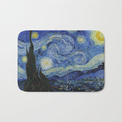 Starry Night Mat