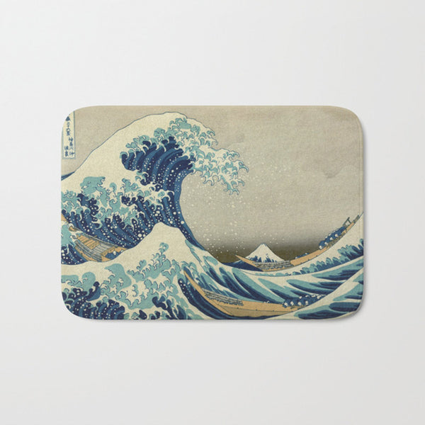 The Great Wave Mat-Mats-Wantalo