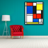 Tableau II by Mondrian, Painting-Paintings-Wantalo