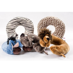 Cute Animals U Shaped Travel Pillows