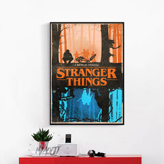 Stranger Things Paintings