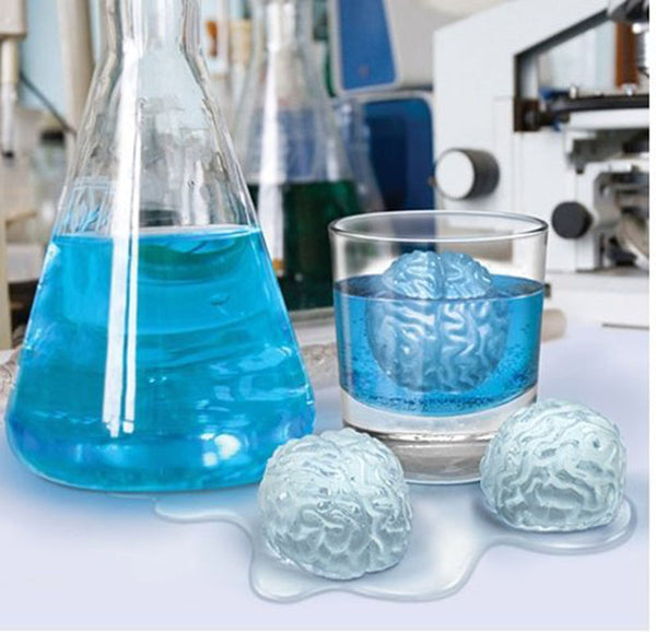 Brain Ice Cube Tray-Kitchen Tools-Wantalo