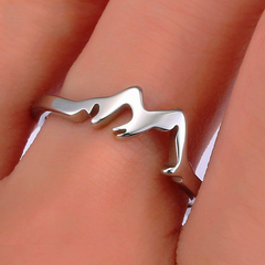 Mountain Elegant Ring