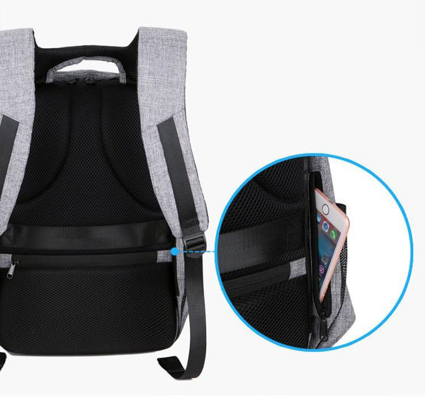 Anti-theft Backpacks-Bags-Wantalo