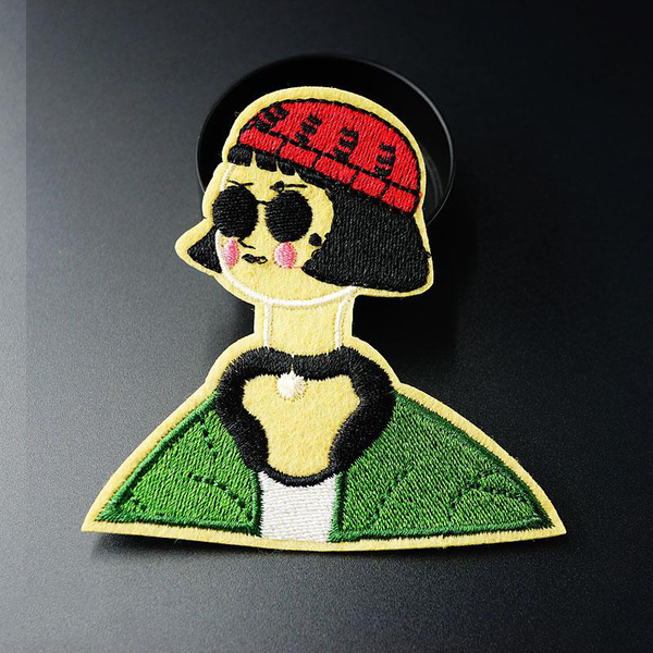 Matilda Patch - Pins & Patches - wantalo.com