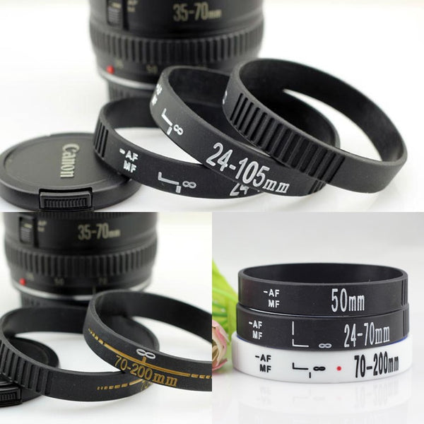 Photo Lens Bracelets Set-Bracelets-Wantalo
