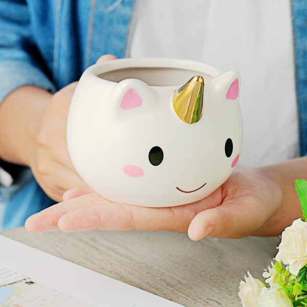 Unicorn 3D Mug-Tea & Coffee-Wantalo