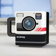 Polaroid Photo Mug