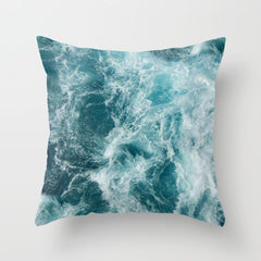Over the Ocean Pillowcase