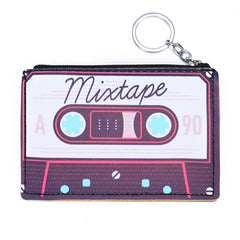 Music Tape Coin Purse