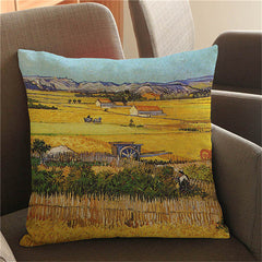 The Harvest, Decorative Pillowcase