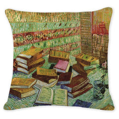 The Yellow Books, Decorative Pillowcase