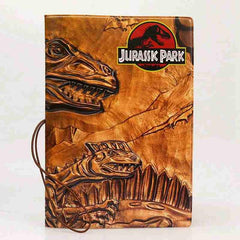 Jurassic Park Passport Cover