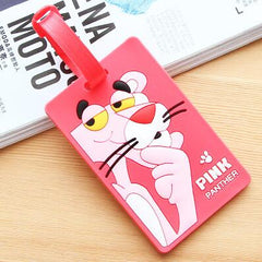 Pink Panther Luggage Tag