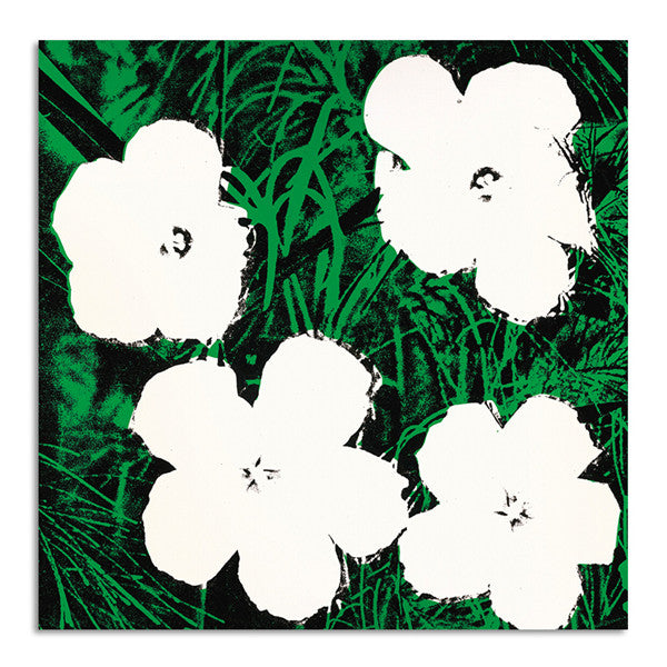 Andy Warhol Flowers, Painting-Paintings-Wantalo