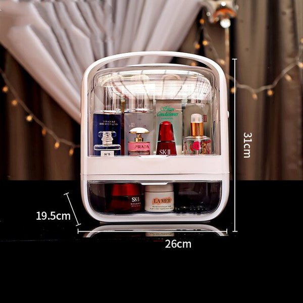 Waterproof and Dustproof Makeup Organizer - Many Sizes-storage solutions-Wantalo