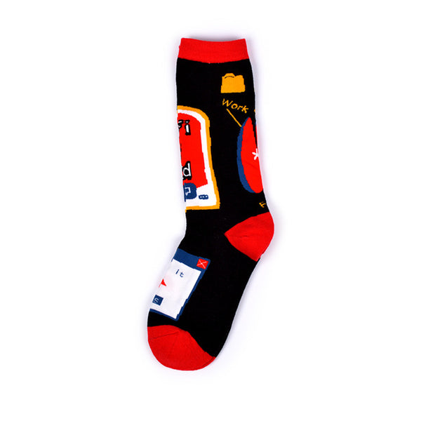Wifi is God Socks-Socks - Wantalo