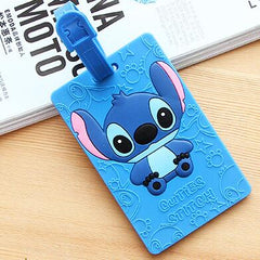 Stitch Luggage Tag