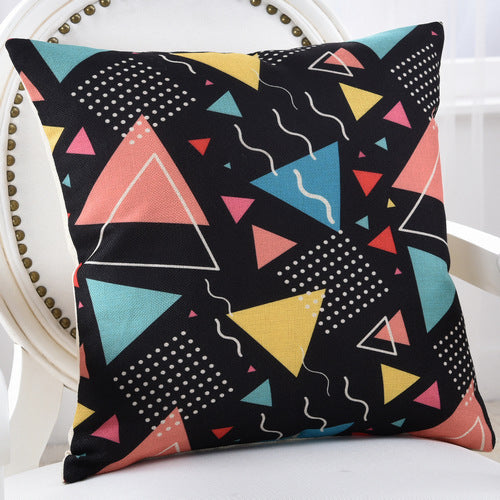80's Design Pillowcase-Pillows-Wantalo