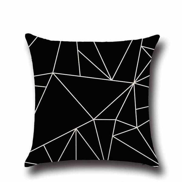 Geometric Design Pillowcases-Pillows-Wantalo