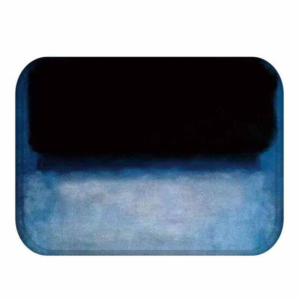 Mark Rothko Style Area Rugs-Mats-Wantalo