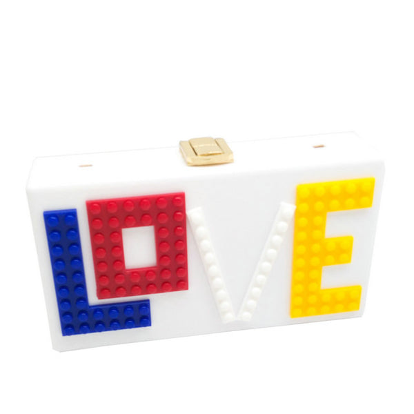 LOVE Clutch-Bags-Wantalo