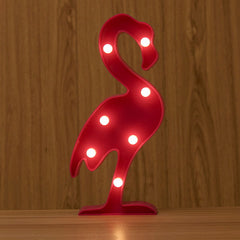 Flamingo Led Light