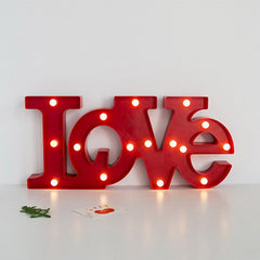 Love Led Light