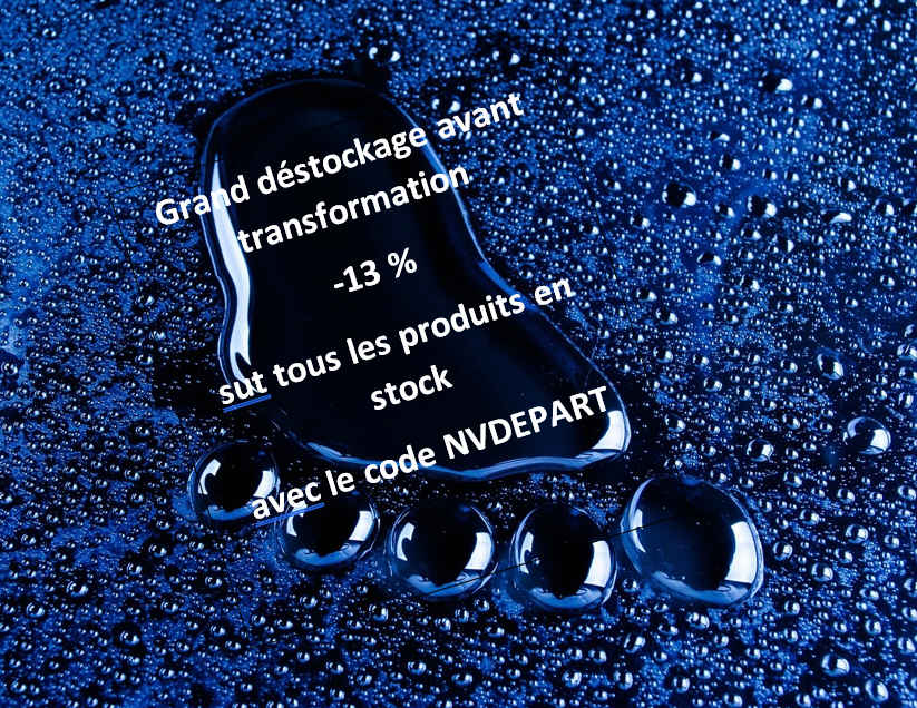Déstockage avant transformation