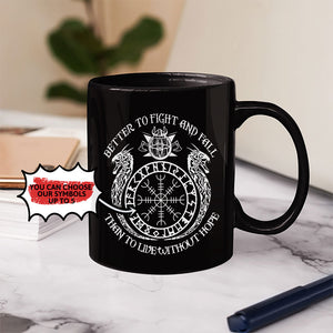 Personalized Mug Viking