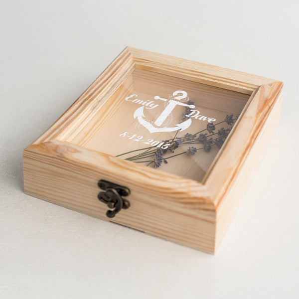 Decoration Custom Jewelry Box    - GlobalWedding