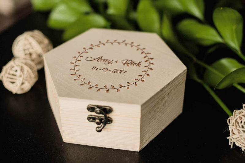 Decoration Handmade Jewelry Box    - MatchMadeAbroad