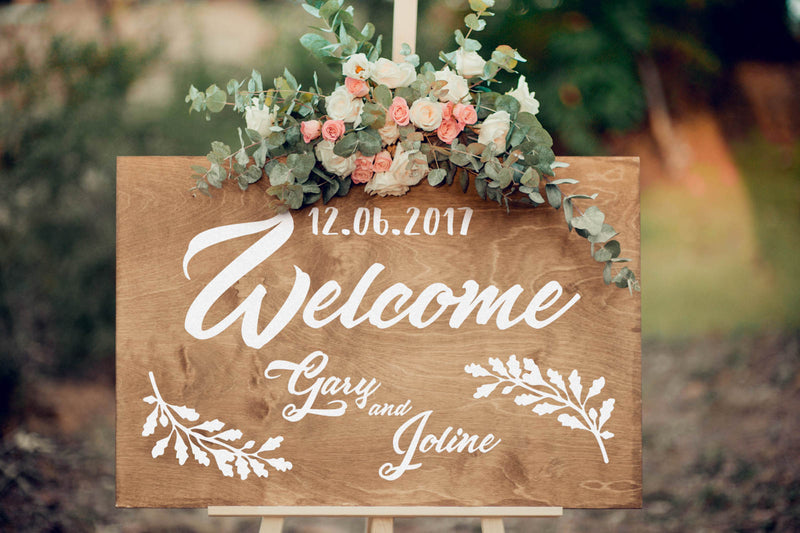Custom Personalized Wooden Porch Sign    - MatchMadeAbroad