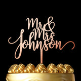 Personalised Cake Topper