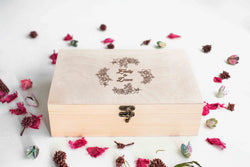 Unique Vintage Personalized Modern Jewelry Box