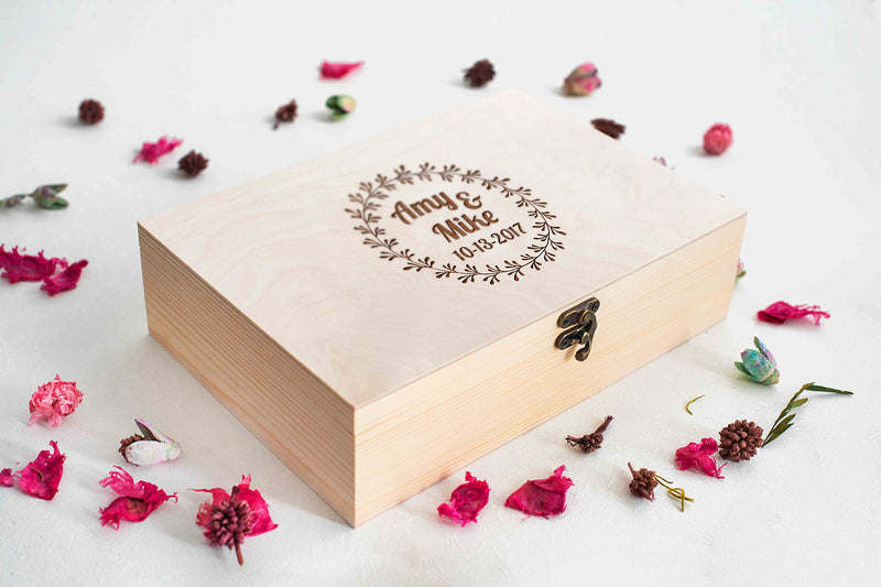 Modern Custom Decoration Unique Jewelry Box    - GlobalWedding