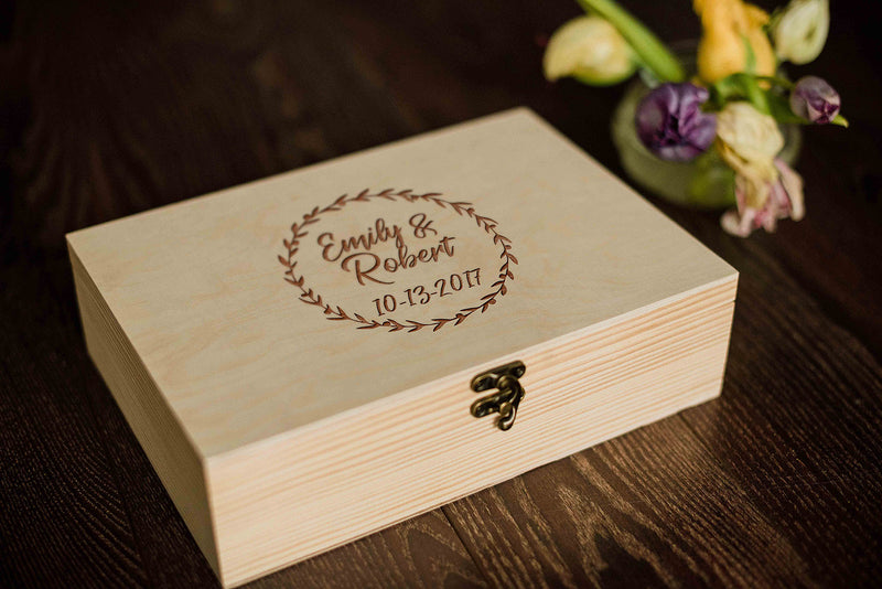 Personalized Decoration Elegant Jewelry Box