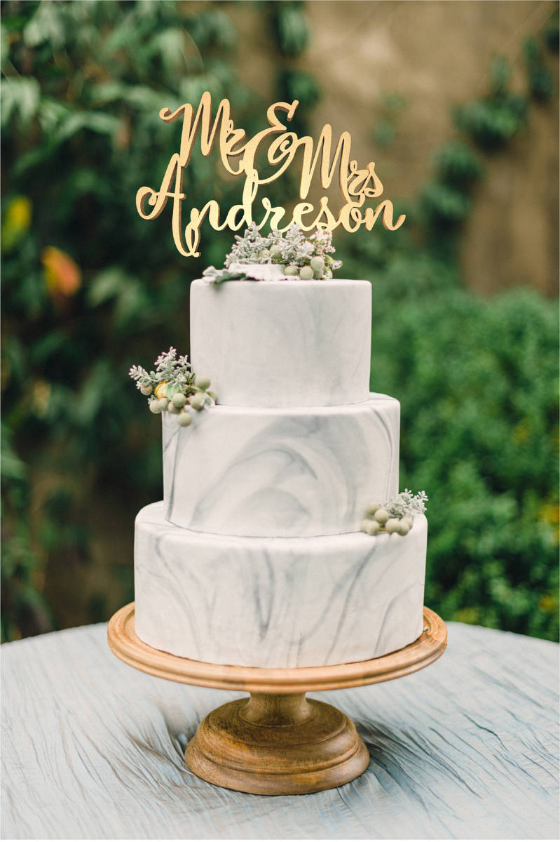 Calligraphy Mr and Mrs Personalized Gold Cake Topper  Personalised Cake Topper  - MatchMadeAbroad