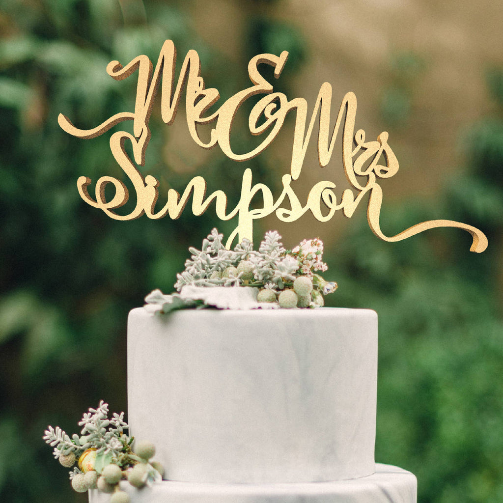 Global weddings wedding cake toppers welcome signs ring boxes name cake toppers personalised name cake toppers junglespirit Images