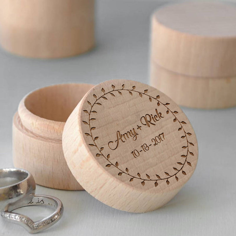 Ring Box - Wedding Ring Box