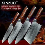4 Pcs. Kitchen Knife Set - Yu Series