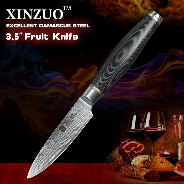 "3.5"" Paring Knife - Li Series"
