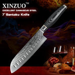 "8"" Santoku Chef Knife - Li Series - MyMidoShop"
