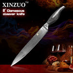 "8"" Cleaver Knife - ZMN Series - MyMidoShop"