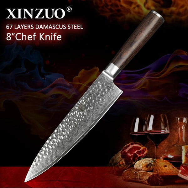 "8"" Gyutou Chef Knife - HE Series"