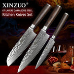 3 Pcs. Kitchen Knife Set - HE Series